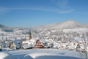 Baiersbronn im Winter